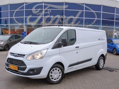 brugt Ford Custom Transit340 L2H1 2,0 TDCi Trend 170HK Van 6g Aut.