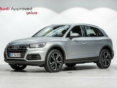 brugt Audi Q5 2,0 TDi 190 quattro S-tr.