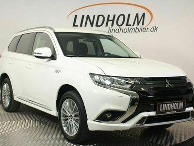 brugt Mitsubishi Outlander 2,4 PHEV Inform+ CVT 4WD