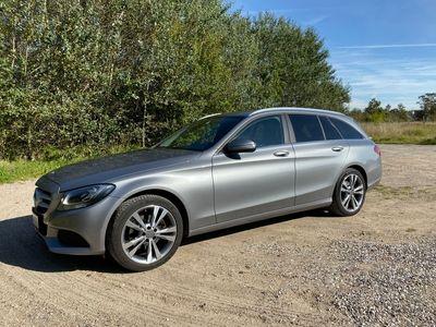 brugt Mercedes C220 BlueTEC St.Car 7G-TRONIC PLUS