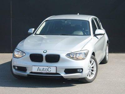 second-hand BMW 114 d
