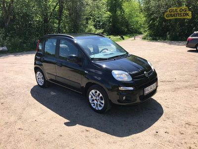 brugt Fiat Panda Nysynet Fiat panda med 85 hk top model