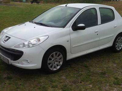 brugt Peugeot 206+ 73 HK 5-D 1,4