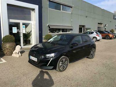 brugt Peugeot 208 1,5 BlueHDi Edition 210 102HK 5d