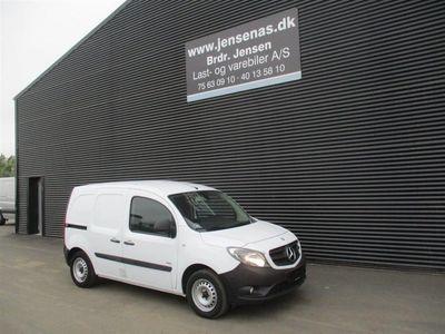 brugt Mercedes Citan 109 Lang 1,5 CDI 90HK Van 2016