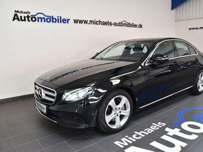 brugt Mercedes E350 3,0 Business Avantgarde aut.