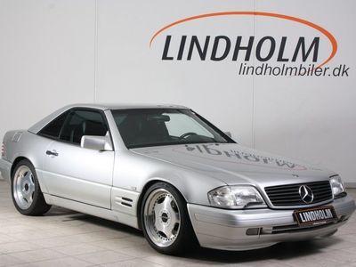 brugt Mercedes SL320 3,2 Cabriolet