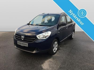 brugt Dacia Lodgy 1,6 16V Ambiance Start/Stop 102HK