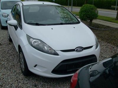 brugt Ford Fiesta 1,6 TDCi DPF Econetic 90HK 5d