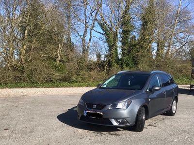 brugt Seat Ibiza 1.6 TDI 90 HK ST. CAR