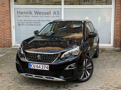 brugt Peugeot 3008 1,6 PureTech Allure EAT8 225HK 8g Aut. A+++