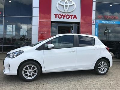 begagnad Toyota Yaris 1,0 VVT-I T1 Style 69HK 5d