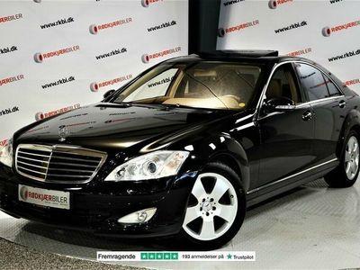 brugt Mercedes S500 5,5 aut.