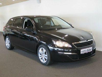 käytetty Peugeot 308 1,6 BlueHDi 120 Active SW
