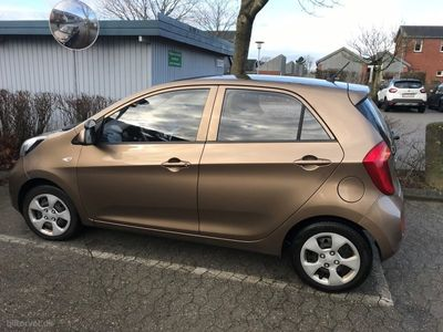 second-hand Kia Picanto 0 Limited 69HK 5d