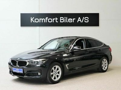 brugt BMW 320 Gran Turismo d aut. 2,0