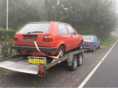 brugt VW Golf II 1,6