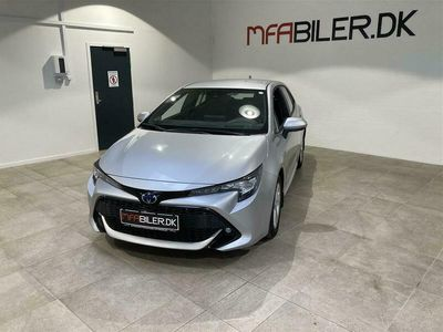 brugt Toyota Corolla 1,8 Hybrid H3 Smart E-CVT 122HK 5d Trinl. Gear