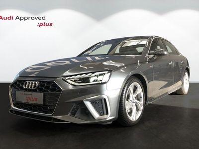 brugt Audi A4 40 TFSi S-line+ S-tr.