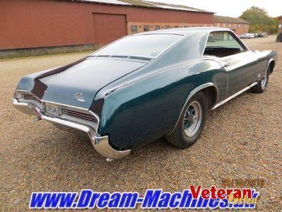 brugt Buick Riviera 19667.0 liter