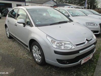 brugt Citroën C4 1,6 HDI Prestige FAP E6G 110HK 5d Aut.
