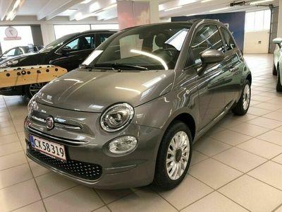 brugt Fiat 500C 1,0 Lounge+