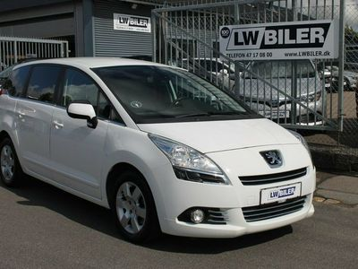 brugt Peugeot 5008 2,0 HDi 150 Style 7prs