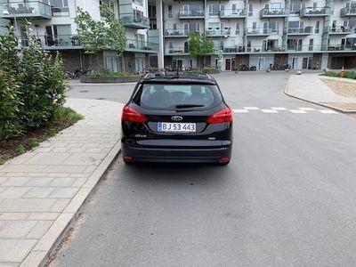 gebraucht Ford Focus 1.0 EcoBoost (125 HK) Stationcar Forhjulstræk Man.