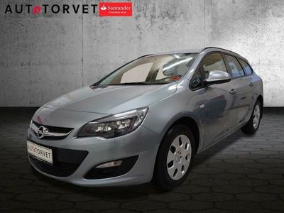 brugt Opel Astra 4 100 Enjoy ST