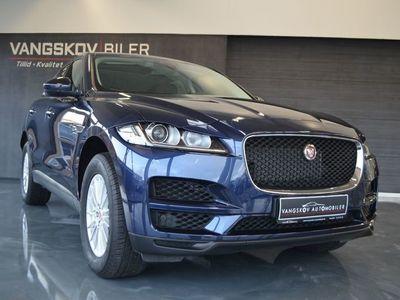 brugt Jaguar F-Pace 2,0 P300 Pure aut. AWD