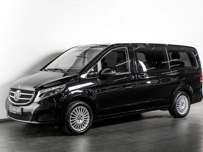 brugt Mercedes V250 d 2,0 Edition aut. L