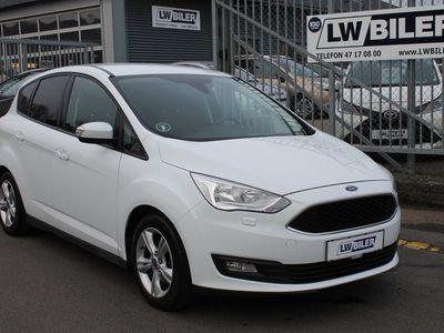 käytetty Ford C-MAX 1,5 TDCi 120 Business