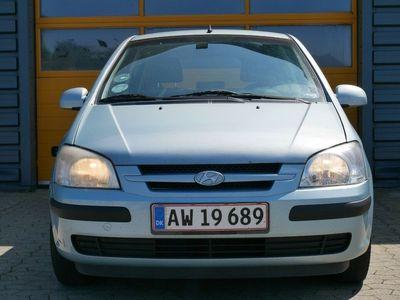 brugt Hyundai Getz 1,6 GL