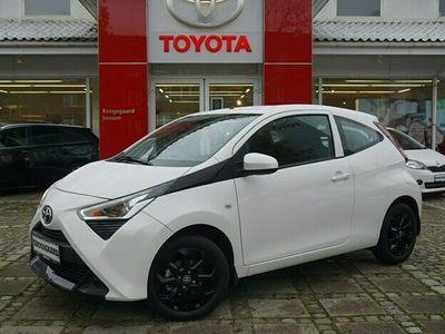 brugt Toyota Aygo 10 VVT-I X 72HK 3d