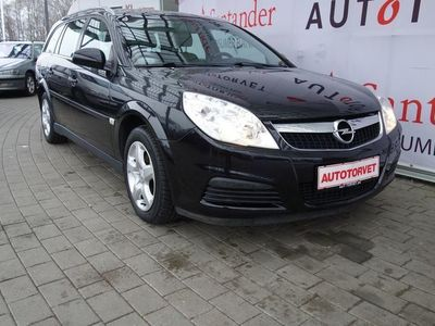 brugt Opel Vectra Wagon 1,9 CDTI Limited 120HK Stc 6g
