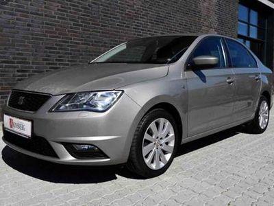 gebraucht Seat Toledo TSI 122 HK Hatchback DSG 1,4
