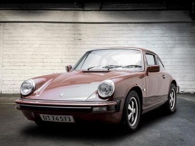brugt Porsche 912 E 2,0