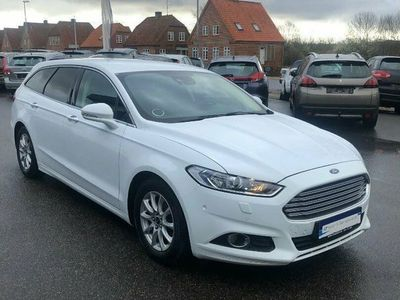 brugt Ford Mondeo 1,5 TDCi 120 Trend stc. ECO Van