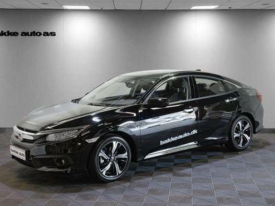gebraucht Honda Civic 1,5 VTEC Turbo Executive CVT