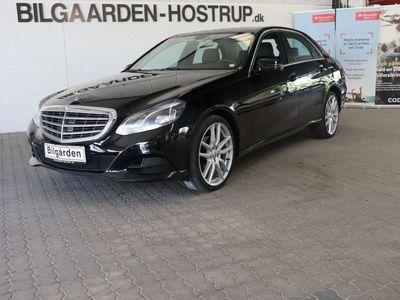 brugt Mercedes E200 2 CDi aut.