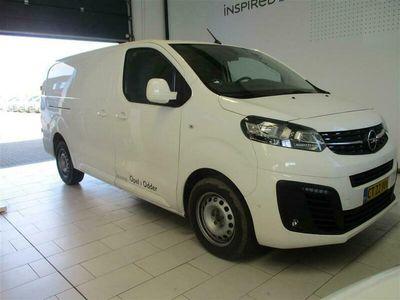 brugt Opel Vivaro L3V2 2,0 D Enjoy AT8 177HK Van 8g Aut.