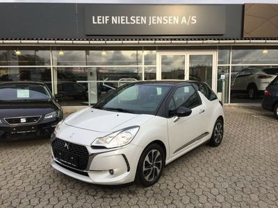 brugt DS Automobiles DS3 1,6 BlueHDi 100 Style
