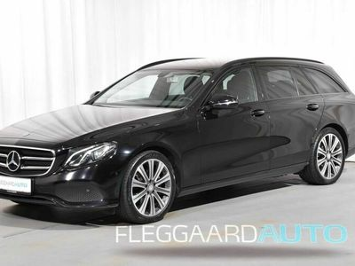 brugt Mercedes E220 T 2,0 D Business 9G-Tronic 194HK Stc 9g Aut.