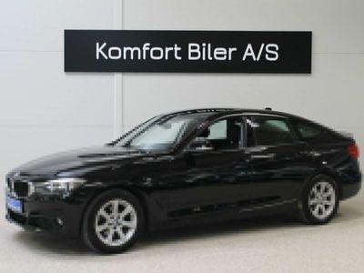 brugt BMW 320 Gran Turismo d 2,0 aut.