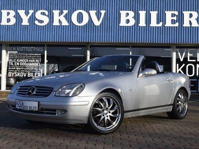 brugt Mercedes SLK200