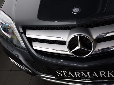 brugt Mercedes GLK350 CDi aut. 4-M BE Van