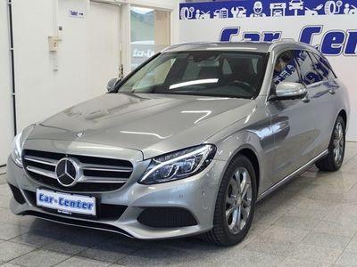 brugt Mercedes C250 2,2 BlueTEC Avantgarde stc. 4-M