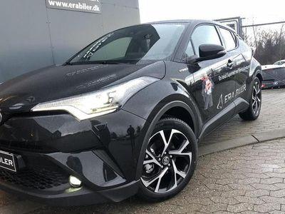 second-hand Toyota C-HR 1,8 Hybrid C-LUB Premium Multidrive S 122HK 5d