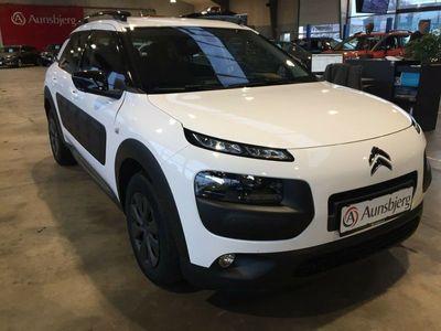 brugt Citroën C4 Cactus BlueHDi 100 Challenge