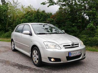 usata Toyota Corolla 1,4D-4D 5D HB 1,4
